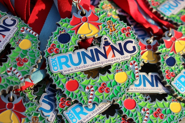 Enjoy a splendid jog with the Outer Banks Jingle Jog Christmas run